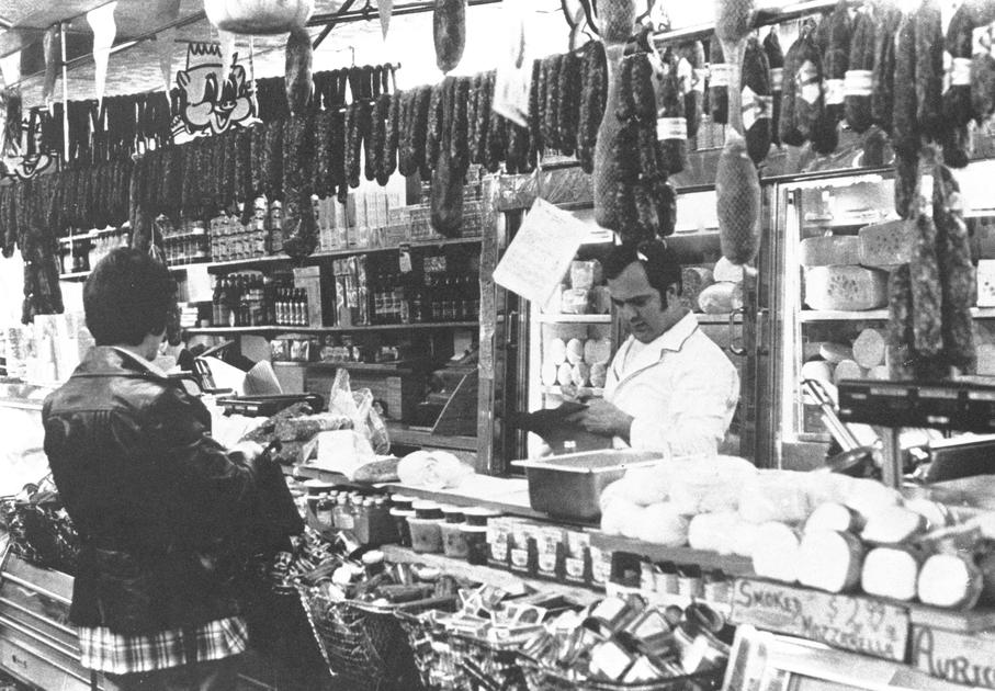 Brooklyn - Una salumeria di South Brooklyn (Mario Iacoviello, 1981)